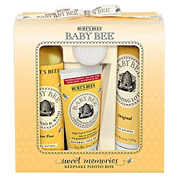 Burt's Bees® Baby Bee® Sweet Memories Gift Set