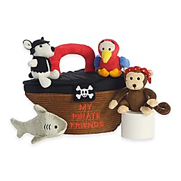 Pirate Animal Play Set