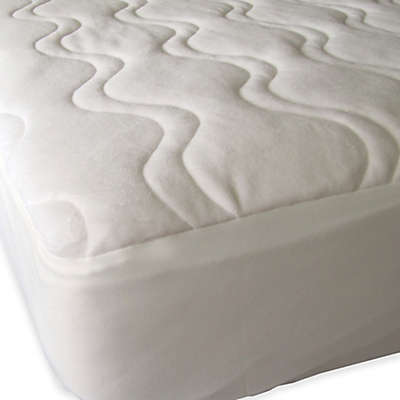 Forty Winks Omni Plush™ Organic Cotton Mattress Pad