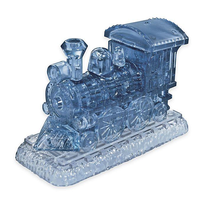 Alternate image 1 for Locomotive 38-Piece Original 3D Crystal Puzzle
