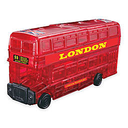 London Bus 53-Piece Original 3D Crystal Puzzle