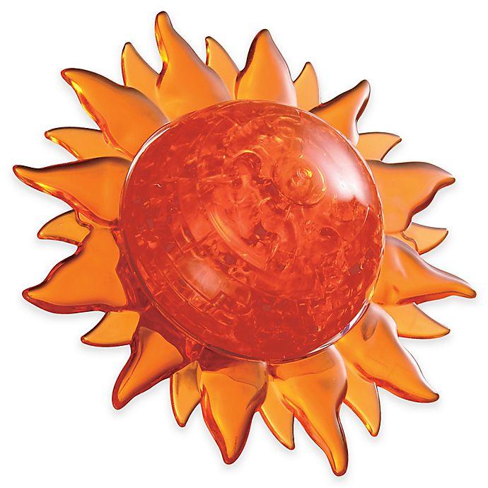 Alternate image 1 for Sun 39-Piece Original 3D Crystal Puzzle