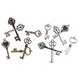 Lillian Rose™ 24-Pack Assorted Keys