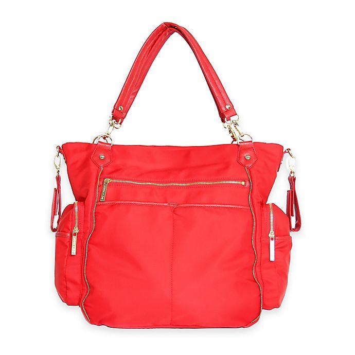 Olivia + Joy Portia Baby Bag in Red | Bed Bath & Beyond