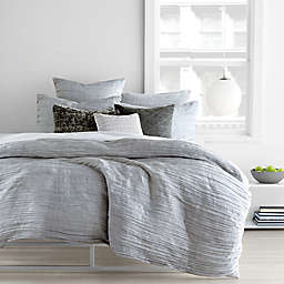 DKNY City Pleat Duvet Cover