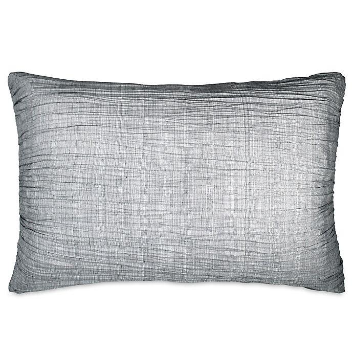 Dkny City Pleat Pillow Sham Bed Bath Beyond