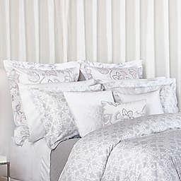 Bellora® Luxury Italian-Made Prima European Pillow Sham in Grey