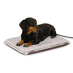 Lectro-Soft Outdoor Heated Bed in Tan