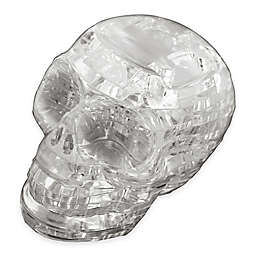 Clear Skull 48-Piece Original 3D Crystal Puzzle