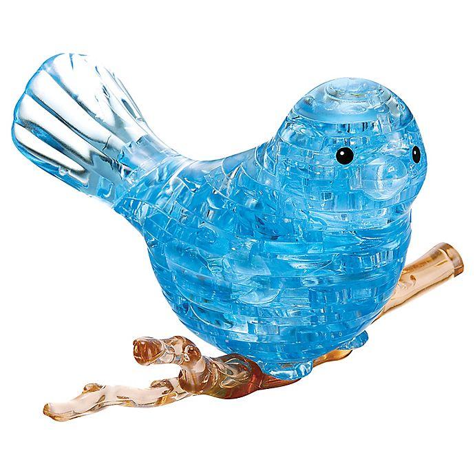 Alternate image 1 for Blue Bird 47-Piece Original 3D Crystal Puzzle