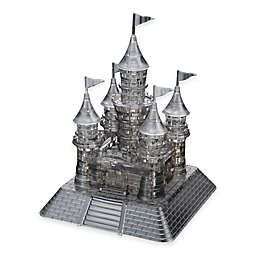 Castle 104-Piece Original 3D Crystal Puzzle in Black