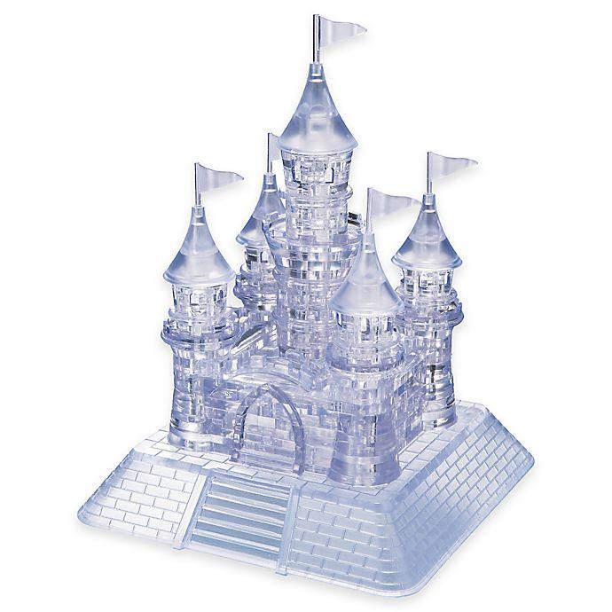 Alternate image 1 for Castle 105-Piece Original 3D Crystal Puzzle