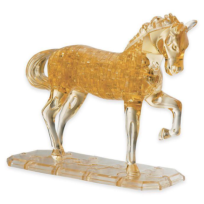 Alternate image 1 for Horse 100-Piece Original 3D Crystal Puzzle