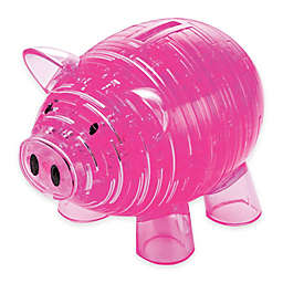 Piggy Bank 93-Piece Original 3D Crystal Puzzle