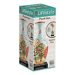 BePuzzled® Lifestyle 160-Piece Autumn Trees 3D Puzzle Vase