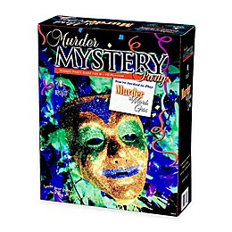 BePuzzled® 1000-Piece Murder at Mardi Gras Murder Mystery Party
