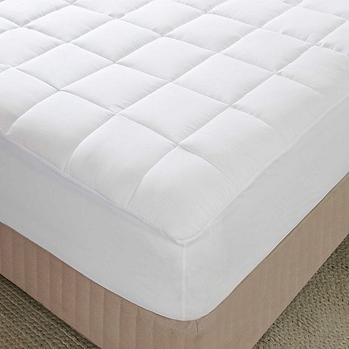 Alternate image 1 for Sleep Philosophy Highline 3M Microfiber Twin XL Mattress Pad