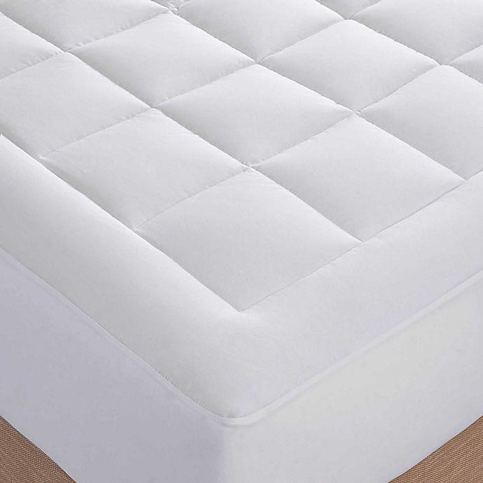 Alternate image 1 for Sleep Philosophy™ Stanton Luxury 1000-Thread-Count Cotton Mattress Pad