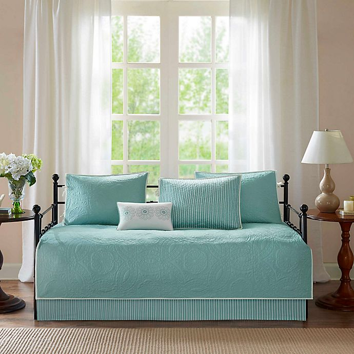 Alternate image 1 for Madison Park Peyton Daybed Set