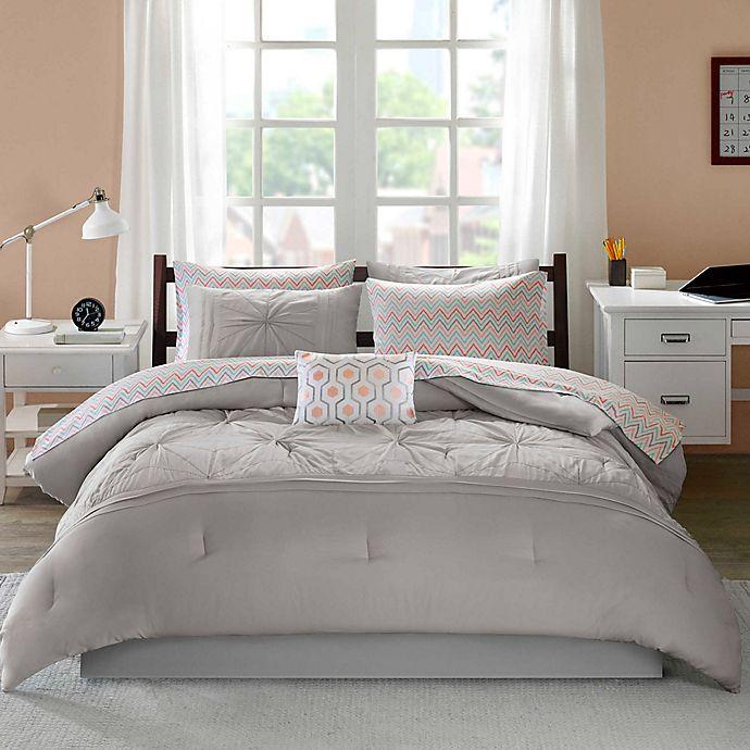 Alternate image 1 for Intelligent Design Toren 9-Piece Comforter Set