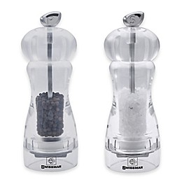 Swissmar 6-Inch Salt and Pepper Mill