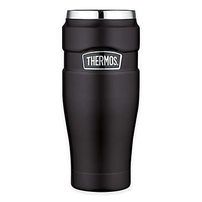Thermos® Stainless Steel King™ 16 oz. Vacuum Insulated Travel Tumbler