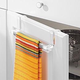 InterDesign® Metro 9-Inch Over The Cabinet Towel Bar