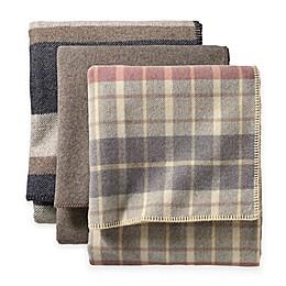 Pendleton® Eco-Wise Wool Washable Blanket