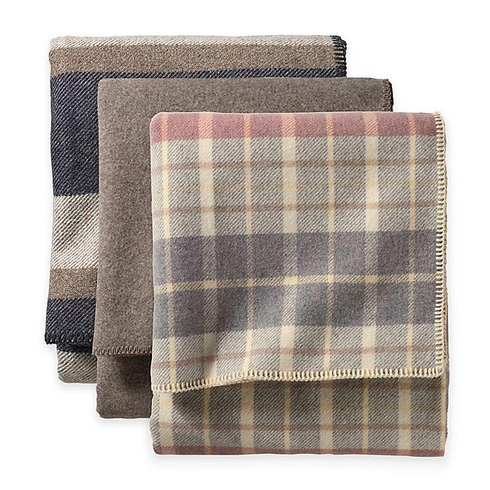 Pendleton® Eco-Wise Wool Washable Blanket  272a2b887