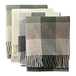 Pendleton® Eco-Wise Wool Fringed Throw Blanket