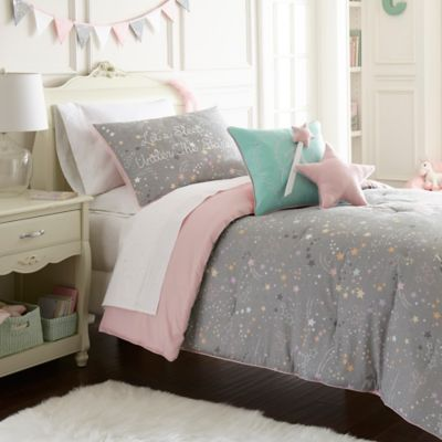 Frank and Lulu Star Light Comforter Set | Bed Bath and Beyond Canada