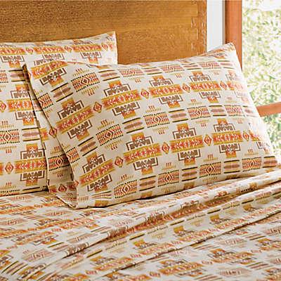 Pendleton® Chief Joseph Flannel Sheet Set