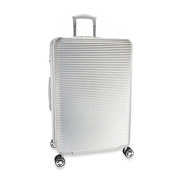 c3989b73b Kenneth Cole New York Sudden Impact 28-Inch Hardside Spinner Checked ...