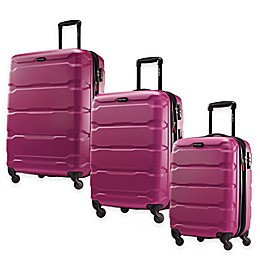 Samsonite® Omni 4-Wheel Expandable Spinner Collection