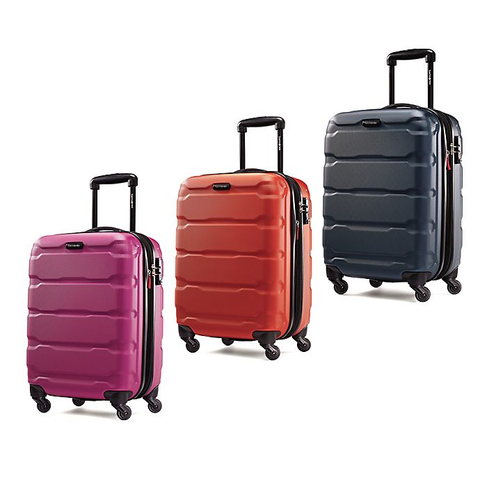 e24bcadee Samsonite® Omni 20-Inch Hardside Spinner Carry On Luggage | Bed Bath ...