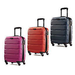 Samsonite® Omni 20-Inch Hardside Spinner Carry On Luggage
