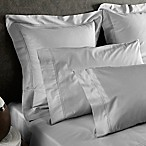 Frette At Home Tiber King Sheet Set in Pearl Grey