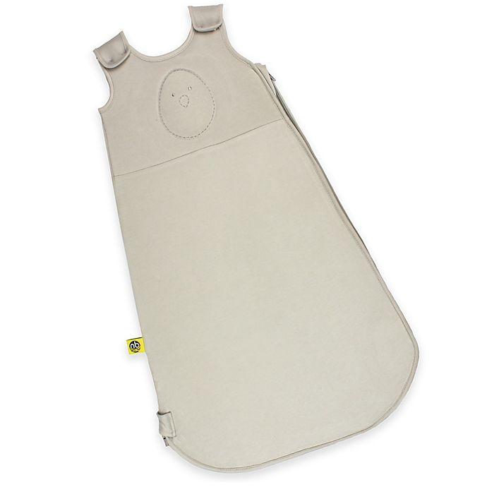 Alternate image 1 for Nested Bean Small Zen Sack™ Classic in Grey