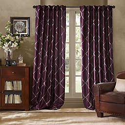 Bombay™ Garrison Rod Pocket/Back Tab Window Curtain Panel