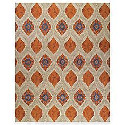 Tracy Porter® Tamar 5-Foot 6-Inch x 8-Foot 6-Inch Area Rug in Orange
