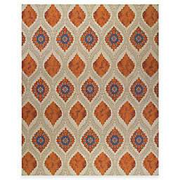 Tracy Porter® Tamar 7-Foot 9-Inch x 9-Foot 9-Inch Area Rug in Orange