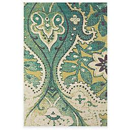 Tracy Porter® Poetic Wanderlust® Coronado 5-Foot x 8-Foot Area Rug in Green