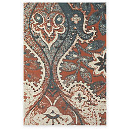 Tracy Porter® Poetic Wanderlust® Coronado 8-Foot x 11-Foot Area Rug in Orange