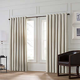 Valeron Stradivari Room Darkening Double Width Window Curtain Panel