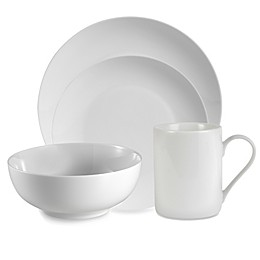 Everyday White® by Fitz and Floyd® Coupe Dinnerware Collection