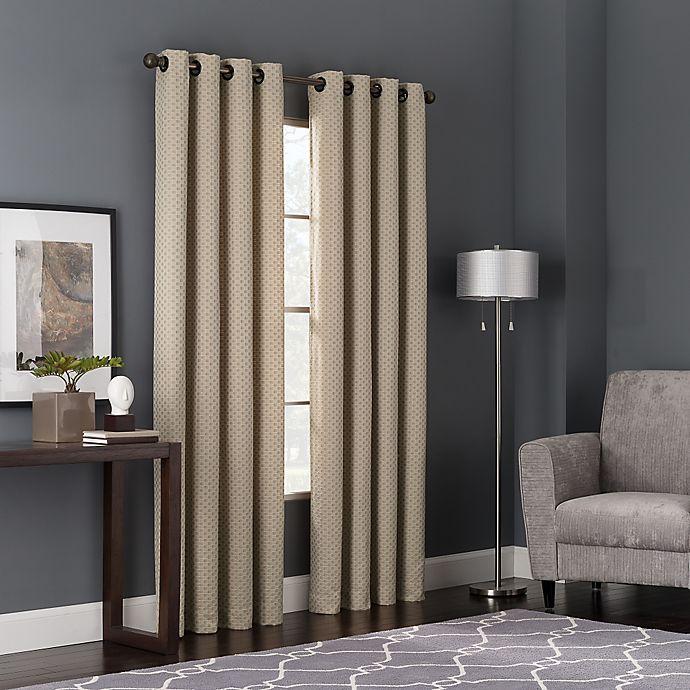 Alternate image 1 for Bianca Window Curtain Panel
