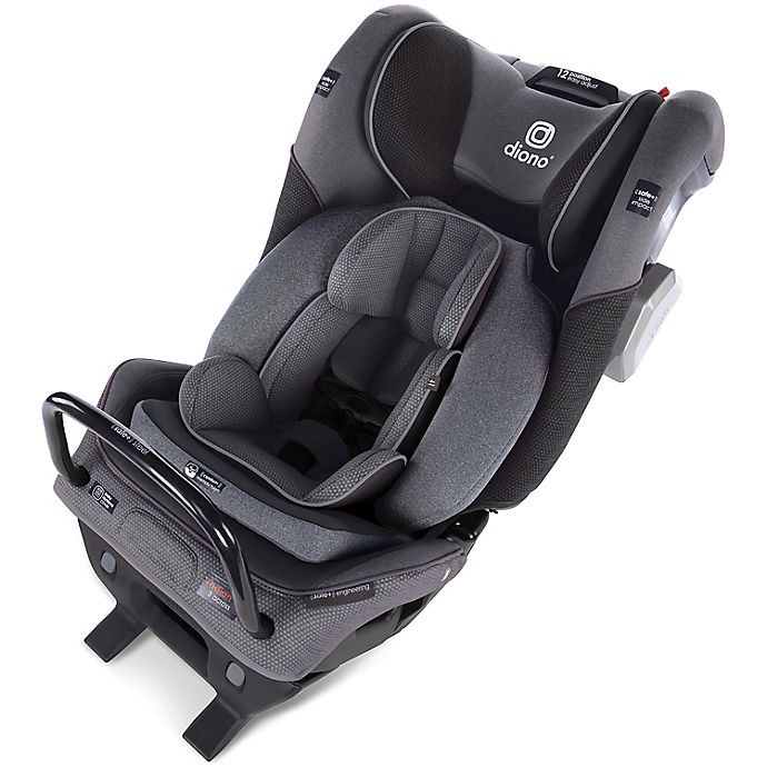 Alternate image 1 for Diono® radian® 3QXT Ultimate 3 Across All-in-One Convertible Car Seat