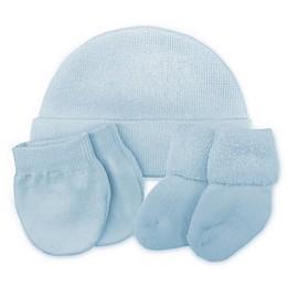 So 'dorable 3-Pack Preemie Beanie, Mittens & Booties Set
