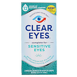 Clear Eyes .5 oz. Sensitive Eye Drops