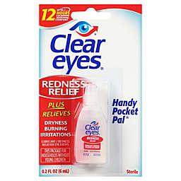 Clear Eyes 0.2 oz. Redness Relief Eye Drops